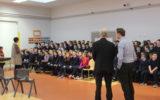 Visit of Bishop Alan McGuckian