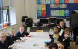 Cheerios Childline Breakfast 4th Class