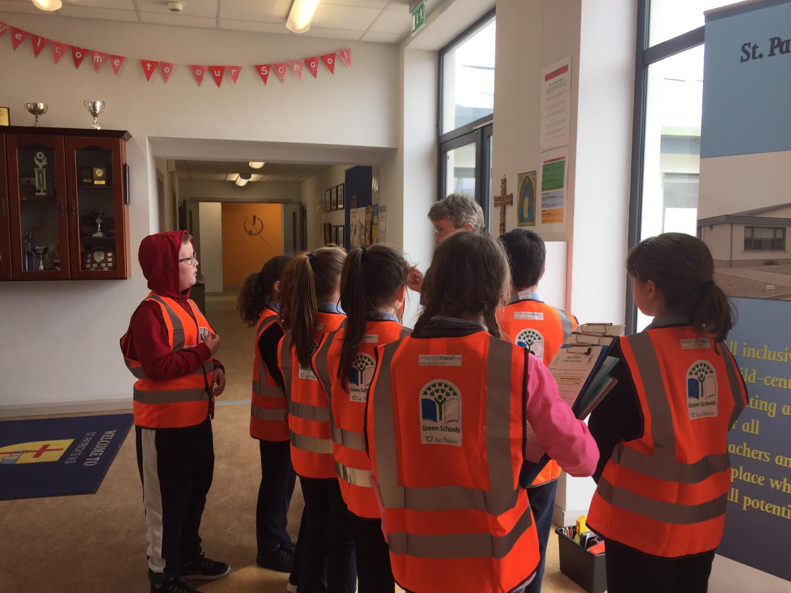Green Committee Travel Survey with Aengus Kennedy from Nature North West