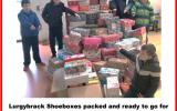 Team Hope Christmas Shoebox Appeal 2020